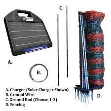 Electric Fence Kit Betterbee