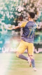 تصاميم النصر A Twitter خلفيات نصراوية للاعب جوليانو