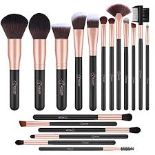 makeup brushes premium synthetic