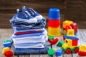 where to donate old clothes toys