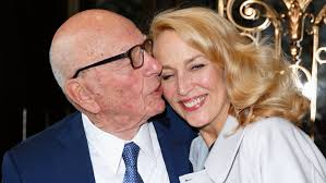 Rupert Murdoch and Jerry Hall Wed in London   Hollywood Reporter