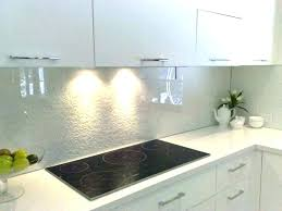 glass kitchen backsplash noveria co