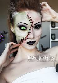 corpse bride makeup tutorial you