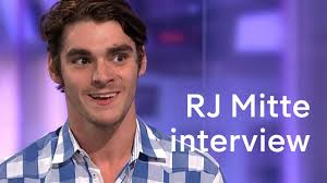RJ Mitte on the paralympics, Breaking Bad and disability - YouTube