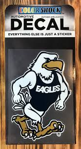 Strutting Eagle Decal Sticker 5 Southern Exchange Company
