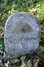 """Mary """"Polly"""" Martin Mount (1788-1841) - Find A Grave Memorial"""