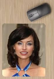 Mousepad of Polly Shannon. #1251293 - celebposter.com