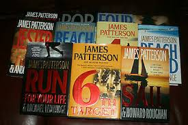 LOT OF 11 HCDJ Novels by James Patterson - $44.99 | PicClick