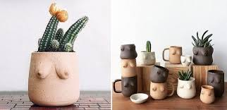 Goddess Pots by Sonia Rose