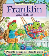 Franklin and Harriet   Turtle book, Franklin books, Book nook kids