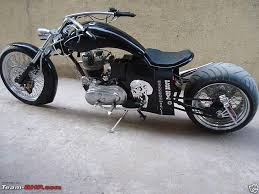 modified indian bikes post your pics