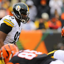Daniel McCullers making his annual push to make the 53-man roster ...