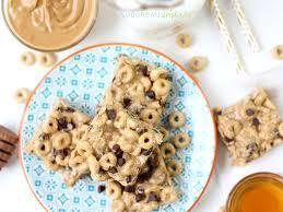 honey nut cheerios protein bites