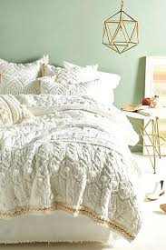 anthropologie bedding for only 3