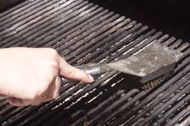 mainn and clean your barbecue grill