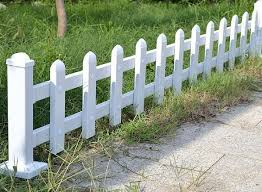 small picket fence mod the sim white