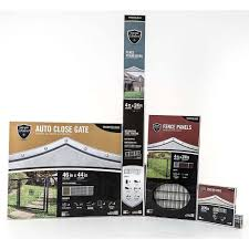Yardgard Select Complete Steel Fence Kit Hoover Fence Co