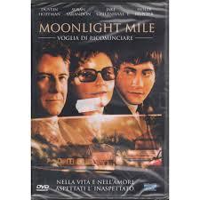 Moonlight Mile - Voglia Di Ricominciare DVD Dustin Hoffman Sigillato