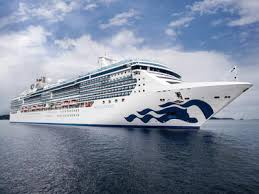princess cruises from southton