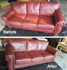 leather repair services furniture