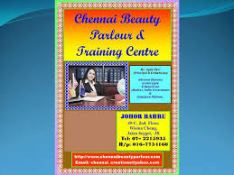 indian bridal makeup course in johor