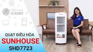 Quạt điều hoà Sunhouse SHD7723 giá rẻ, giao nhanh 2h 06/2020