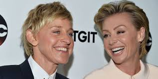 Ellen Degeneres and Portia de Rossi Were the Victims of a Fourth of July  Robbery