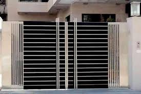 Minimalist Fence Design Ideas Apk Download Free Lifestyle App For Android House Main Gates Design House Gate Design Steel Gate Design