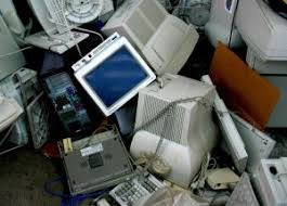 The Recycle of Computer Parts in the United States