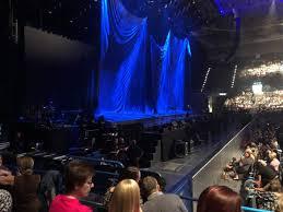 arena birmingham section 12 lower row