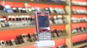 Nokia 3230 Red - review - YouTube
