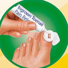 ingrown toenail pain reliever 0 3 oz