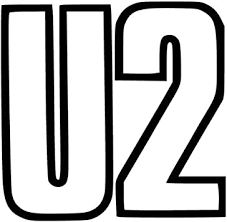 Amazon Com U2 Rock Band Printed Decal Sticker 5 Sticker For Cars Windows Notebooks Lockers Etc Automotive