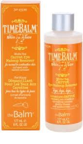 thebalm timebalm skincare carrot eye
