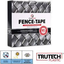 Fenpro Chain Link Fence Privacy Tape Obsidian Black Amazon Ca Patio Lawn Garden