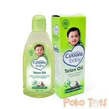 Cussons Baby Telon Oil 60ml Minyak Telon | Shopee Indonesia