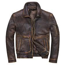 vintage cowhide jacket suppliers best
