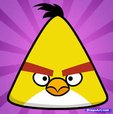 How to Draw the Yellow Bird, Yellow Angry Bird, Step by Step, Video Game  Characters, Pop Culture, FREE Online Drawing … | Angry birds, Bird  drawings, Online drawing