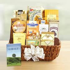 grief sympath gift basket gift