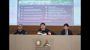 Coronavirus, Consiglio dei Ministri approva decreto-legge: tutte ...