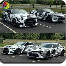 China Tsautop Air Channel Pvc Sticker Car Decoration Rohs Certificated Camo Vinyl China Vinyl Stickers For Cars Water Proof Material Car Wrap Vinyl