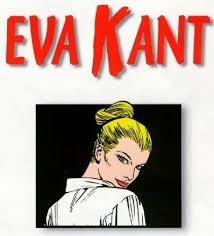 EVA KANT diabolik fumetto curiosando anni 70 copertine
