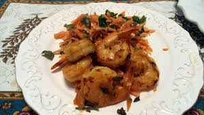 Tunisian-Spiced Shrimp ...