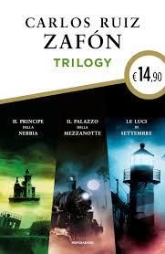 Trilogy. Il principe della nebbia - Il palazzo della mezzanotte ...