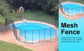 Nationalpoolfence Com Classic Guard Child Safety Pool Fencing