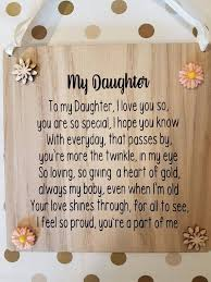 daughter gift graduation gift for daughter father daughter