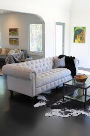 trend alert the modern chesterfield sofa