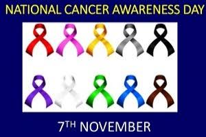 Image result for national cancer awareness day 2019""