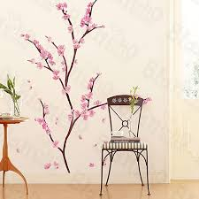 Plum Tree Large Wall Decals Stickers Appliques Home Decor