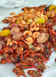 An Authentic Cajun Crawfish Boil at the ...